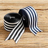 Wired Canopy Stripe Ribbon