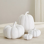 Bisque Pumpkins