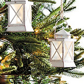 Light Up Lantern Ornament