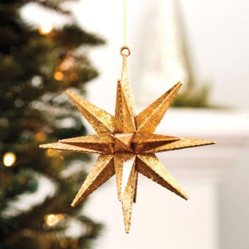 Moravian Star Christmas Ornaments Ballard Designs