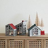Galvanized Houses