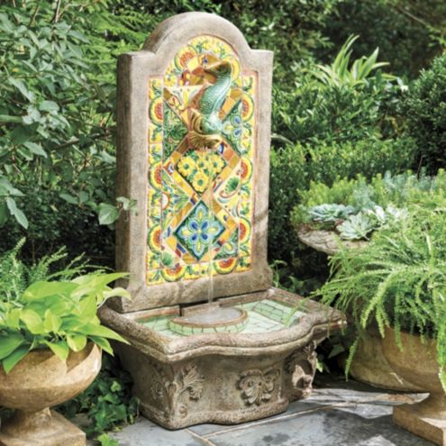 Chianna Outdoor Fountain