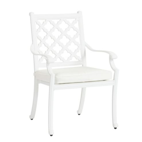 Maison Patio Dining Armchairs Set of 2
