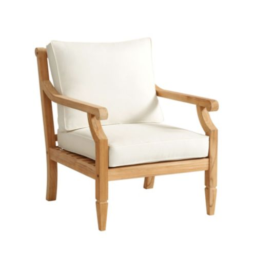 Madison Lounge Chair with Cushions