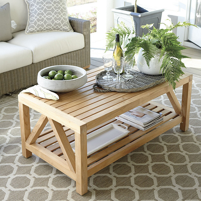 Sutton Coffee Table. Product 2