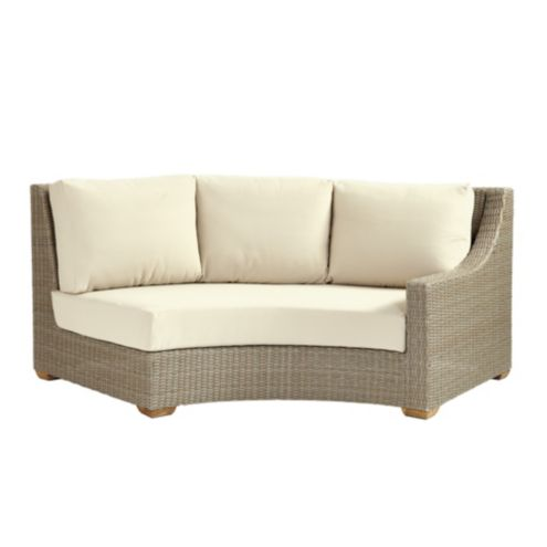 Navio Right Arm Loveseat with Cushions