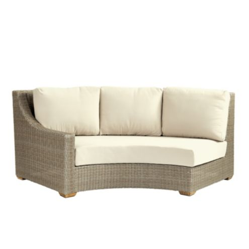 Navio Left Arm Loveseat with Cushions