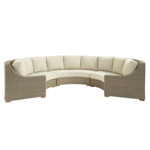 Navio 3-Piece Sectional with Cushions
