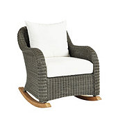 Suzanne Kasler Versailles Rocking Chair with Cushions