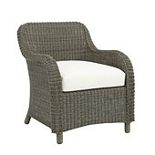 Suzanne Kasler Versailles Dining Arm Chair with Cushion