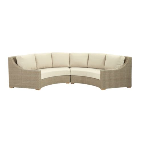Navio 2-Piece Sectional with Cushions