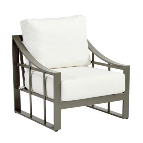 Sullivan Lounge Chair with Cushions