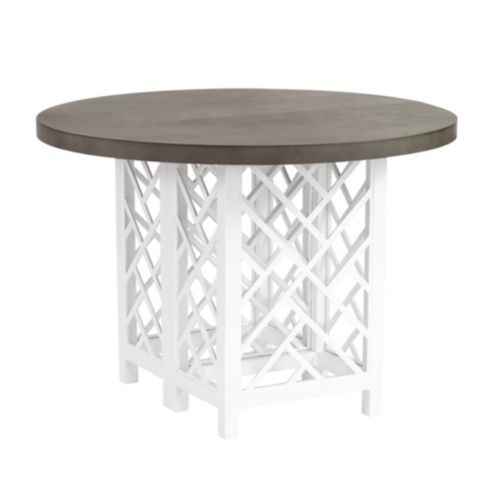 Miles Redd Bermuda Round Dining Table