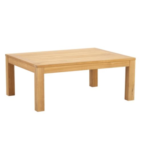 Provincetown Teak Coffee Table