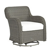 Suzanne Kasler Versailles Swivel Glider with Cushion