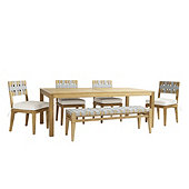 Del Mar 6-Piece Dining Set