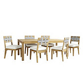 Del Mar 7-Piece Dining Set