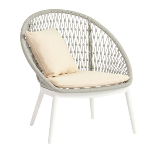 Laguna Outdoor Woven Lounge Chair