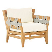 Del Mar Lounge Chair with Cushions