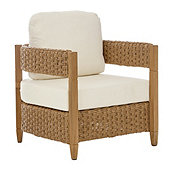 Cypress Lounge Chair with Cushions