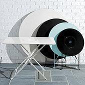 Café Folding Table
