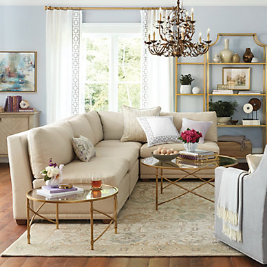 Living Room Furniture | Ballard Designs