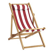 Classic Beach Folding Chair - Select Colors