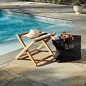Classic Beach Ottoman