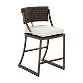 Allister Woven Counter Stool