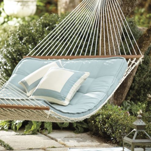 Farmhouse Hammock Replacement Cushion