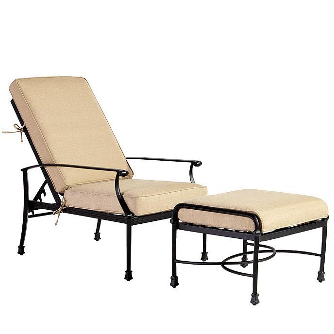 Amalfi Recliner Chair Box Edge Replacement Cushion