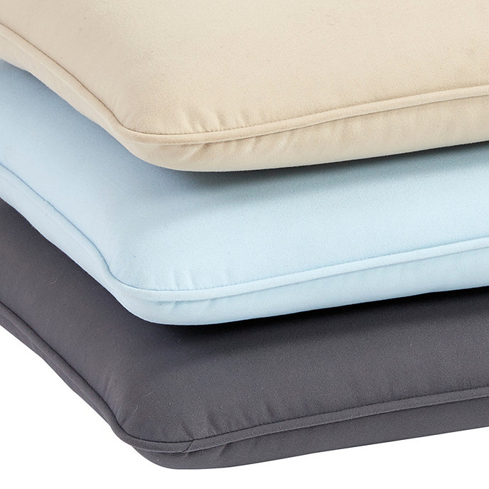 Ballard Basic Outdoor Chair Cushion With Knife Edge B Ballard