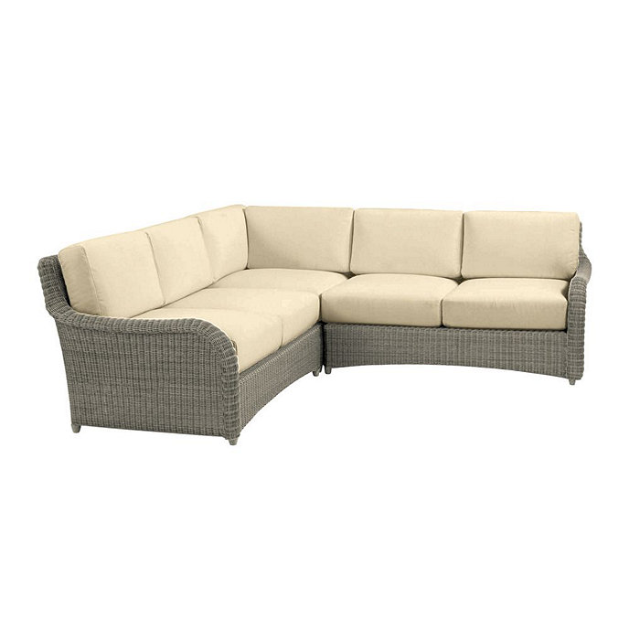 Suzanne Kasler Versaille 3 Piece Sectional Replacement Cushions
