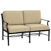 Amalfi Loveseat 4-Piece Replacement Cushion Set