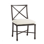 Suzanne Kasler Directoire Side Chair Replacement Cushion