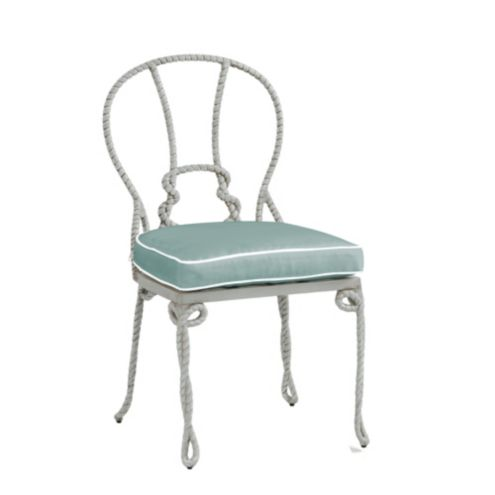 Miles Redd Bermuda Side Chair Replacement Cushion