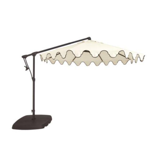 Bunny Williams 10u0027 Mughal Arch Cantilever Umbrella Canopy  sc 1 st  Ballard Designs & 11u0027 Umbrella Replacement Canopy   Umbrella Replacement Canopy   11 ...