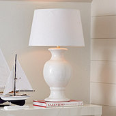 Suzanne Kasler Chapelle Urn Table Lamp