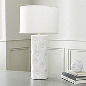 Button Ceramic Table Lamp