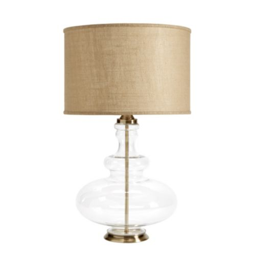 Lila Blown Glass Table Lamp