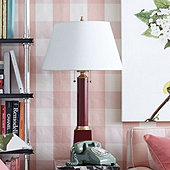 Miles Redd Column Table Lamp