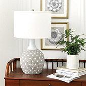 Gerrit Terra Cotta Table Lamp