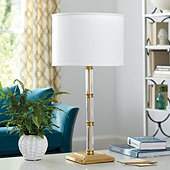 Tessa Acrylic Table Lamp