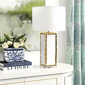Reena Bamboo Lamp