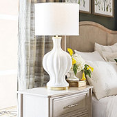 Sophia Fluted Table Lamp