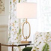 Viola Glass Table Lamp