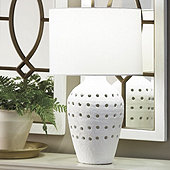 Holland Texture Ceramic Table Lamp