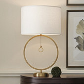 Avery Ring Table Lamp