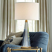 Serena Crystal Table Lamp