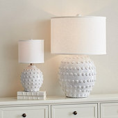 Greer Textured Table Lamp